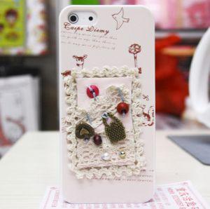 Купить Женский чехол HandMade для iPhone 5/5S/SE