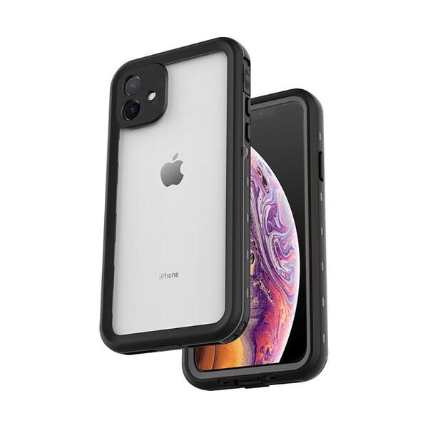Водонепроницаемый чехол Redpepper Waterproof Case Black для iPhone 11