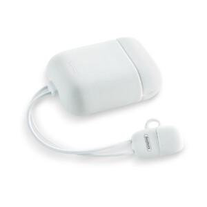 Купить Силиконовый чехол Remax RC-A6 для наушников Apple AirPods с Lightning кабелем