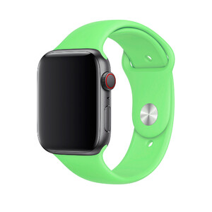 Купить Ремешок oneLounge Sport Band 42mm/44mm Green для Apple Watch Series 1/2/3/4 OEM