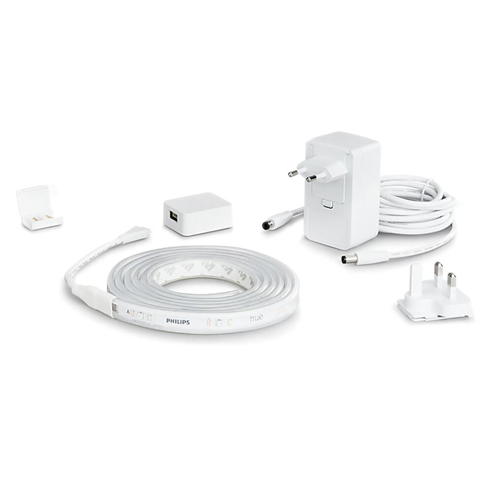 Купить Светодиодная лента Philips Hue Ambiance Lightstrip Plus V4 2м Apple HomeKit (базовый комплект)