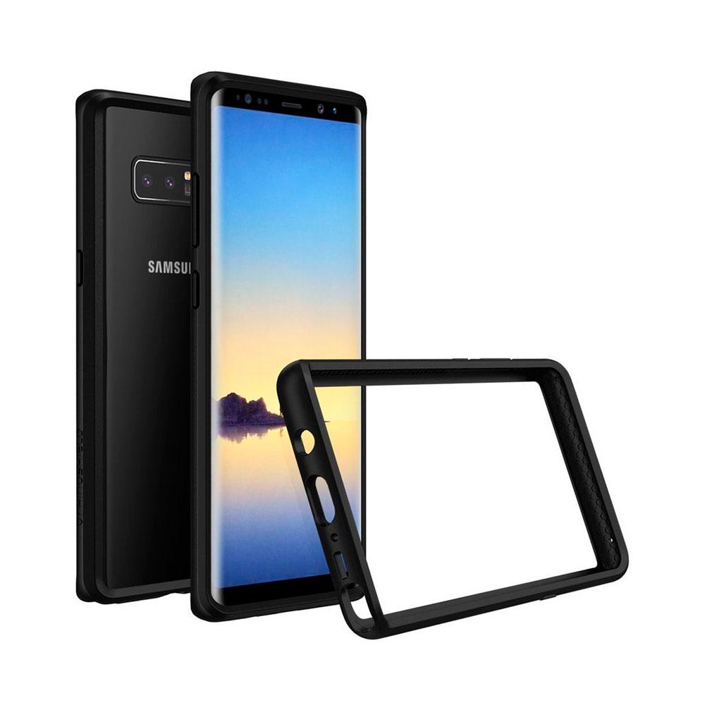 Купить Бампер RhinoShield CrashGuard Black для Samsung Galaxy Note 8