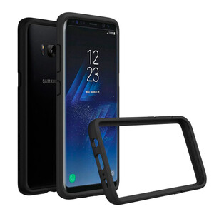 Купить Бампер RhinoShield CrashGuard Black для Samsung Galaxy S8 Plus