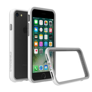 Купить Бампер RhinoShield CrashGuard White для iPhone 7