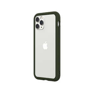 Купить Противоударный бампер RhinoShield CrashGuard Camo Green для iPhone 11 Pro