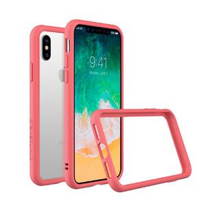 Купить Бампер RhinoShield CrashGuard Coral Pink для iPhone X/XS