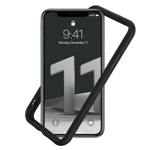 Купить Чехол RhinoShield CrashGuard BLACK для iPhone 11
