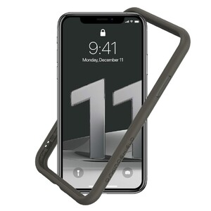 Купить Чехол RhinoShield CrashGuard Graphite для iPhone 11