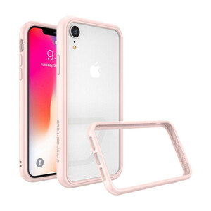 Купить Противоударный бампер RhinoShield CrashGuard NX Blush Pink для iPhone XR