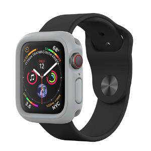 Купить Противоударный чехол RhinoShield CrashGuard NX Gray для Apple Watch 44mm Series 4