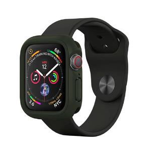 Купить Противоударный чехол RhinoShield CrashGuard NX Green для Apple Watch 40mm Series 5/4
