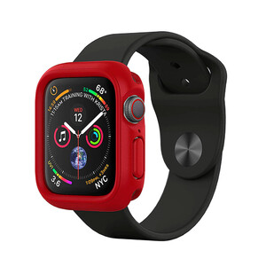 Купить Противоударный чехол RhinoShield CrashGuard NX Red для Apple Watch 40mm Series 4