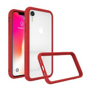 Купить Противоударный бампер RhinoShield CrashGuard NX Red для iPhone XR