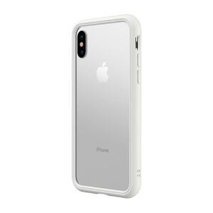Купить Противоударный бампер RhinoShield CrashGuard NX White для iPhone XS/X