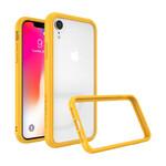 Противоударный бампер RhinoShield CrashGuard NX Yellow для iPhone XR