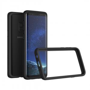 Купить Противоударный бампер RhinoShield CrashGuard Black для Samsung Galaxy S9