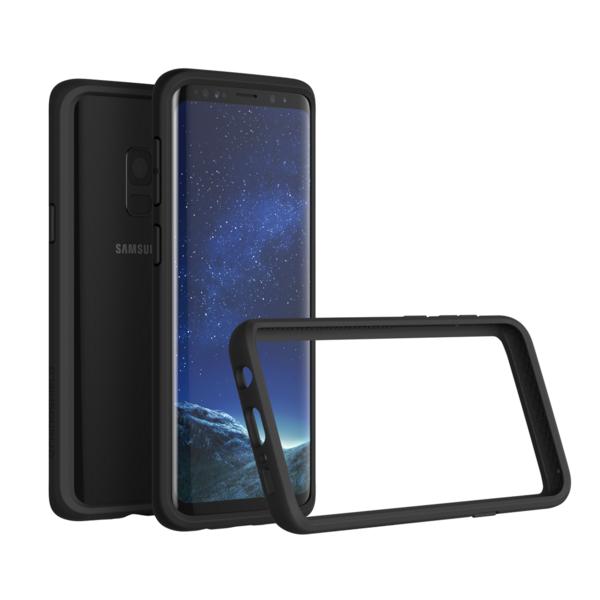 Противоударный бампер RhinoShield CrashGuard Black для Samsung Galaxy S9