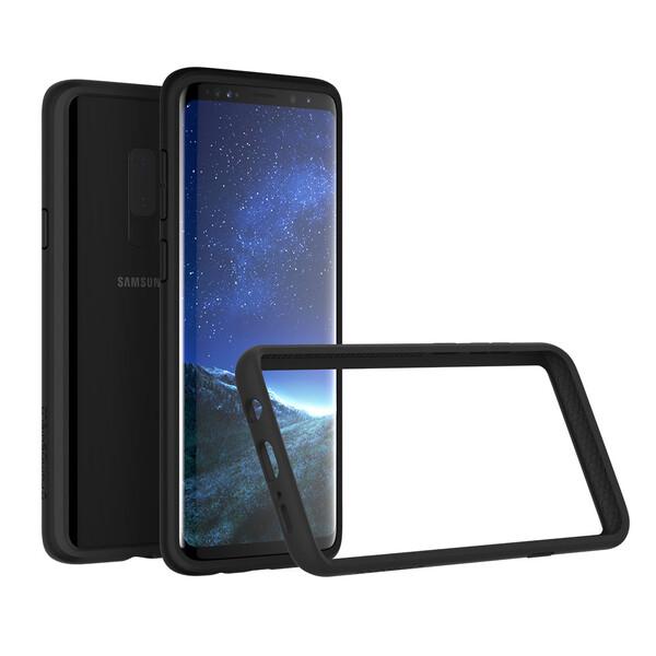 Противоударный бампер RhinoShield CrashGuard Black для Samsung Galaxy S9 Plus