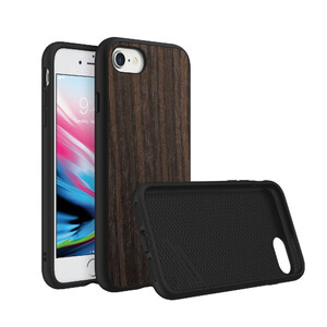Купить Чехол RhinoShield SolidSuit Black Oak для iPhone 7/8/SE 2020