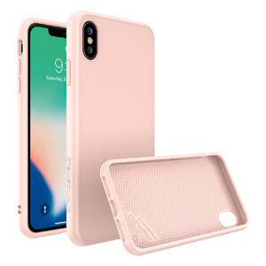Купить Противоударный чехол RhinoShield SolidSuit Blush Pink для iPhone XS Max