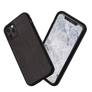 Купить Противоударный чехол RhinoShield SolidSuit Brushed Steel Black для iPhone 11 Pro
