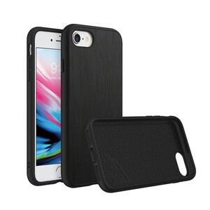Купить Чехол RhinoShield SolidSuit Brushed Steel для iPhone 7/8/SE 2020