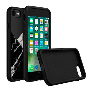 Купить Чехол RhinoShield Solidsuit Marble Style Black для iPhone 7/8