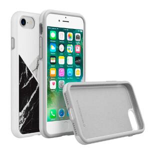 Купить Чехол RhinoShield Solidsuit Marble Style White для iPhone 7/8