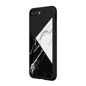 Купить Чехол RhinoShield SolidSuit Marble Style Black для iPhone 7 Plus/8 Plus