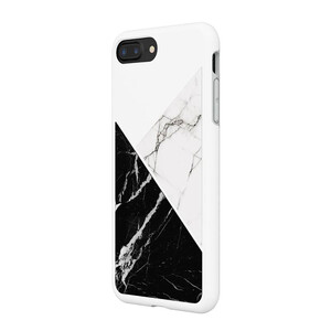 Купить Чехол RhinoShield SolidSuit Marble Style White для iPhone 7 Plus/8 Plus