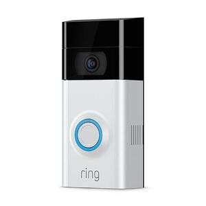 Купить Умный дверной видеозвонок Ring Video Doorbell 2