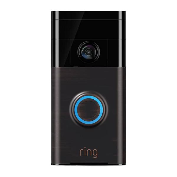 Умный дверной видеозвонок Ring Video Doorbell 2 Bronze