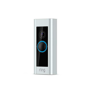 Купить Умный дверной видеозвонок Ring Video Doorbell Pro Silver