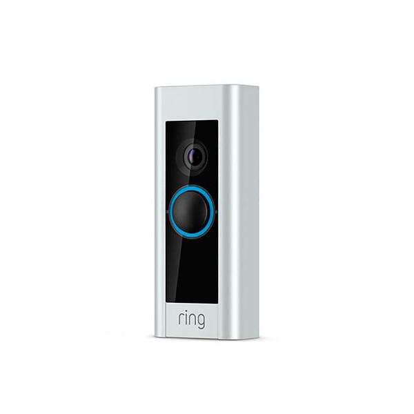 Умный дверной видеозвонок Ring Video Doorbell Pro Silver