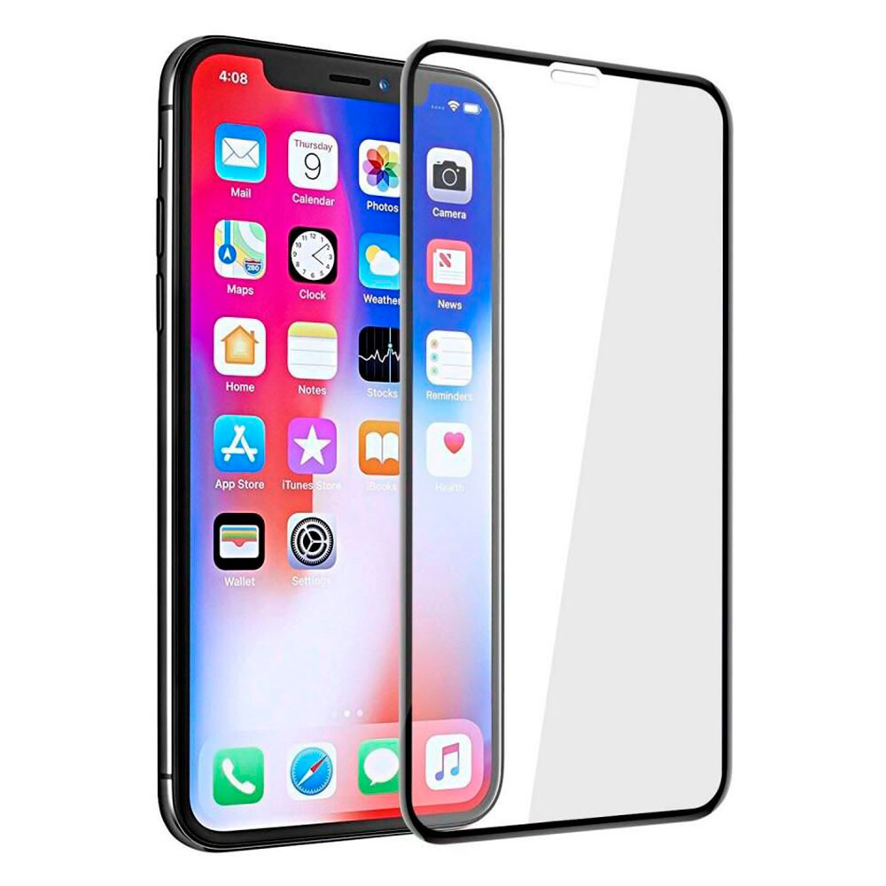 Защитное стекло ROCK 3D Curved Tempered Glass 0.3mm для iPhone XS Max