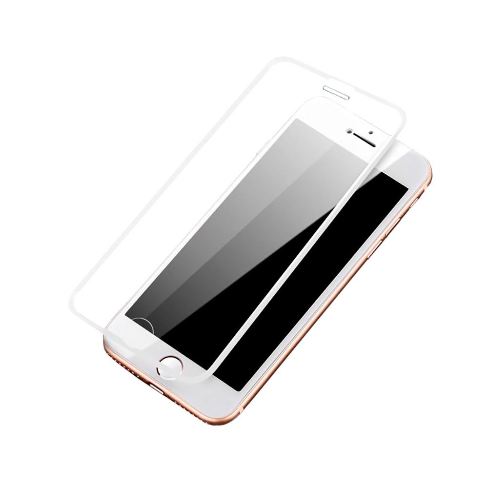 Купить Защитное стекло ROCK 3D Full Screen Curved Edge White для iPhone 6 | 6s | 7 | 8