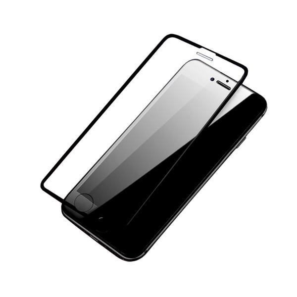 Защитное стекло ROCK 3D Full Screen Curved Edge Black для iPhone 6 | 6s | 7 | 8