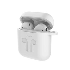 Купить Силиконовый чехол ROCK Carrying Case White для Apple AirPods