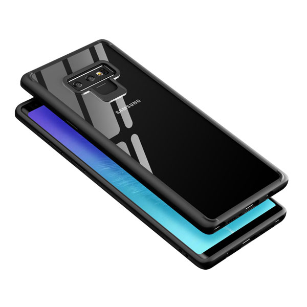 Чехол ROCK Clarity Series Black для Samsung Galaxy Note 9