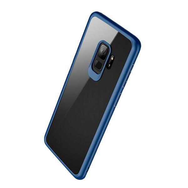 Чехол Rock Clarity Series Blue для Samsung Galaxy S9