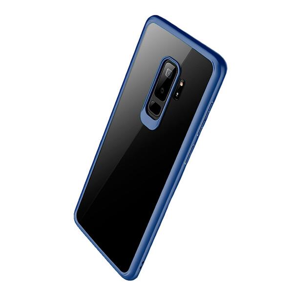 Чехол Rock Clarity Series Blue для Samsung Galaxy S9 Plus