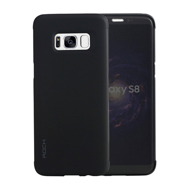 Флип-чехол ROCK Dr.V Series Black для Samsung Galaxy S8