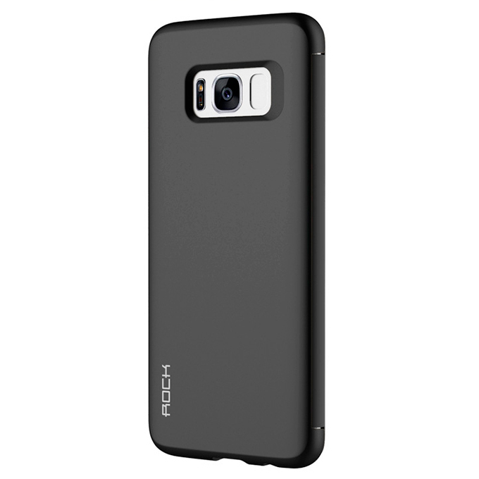 Купить Флип-чехол ROCK Dr.V Series Black для Samsung Galaxy S8 Plus