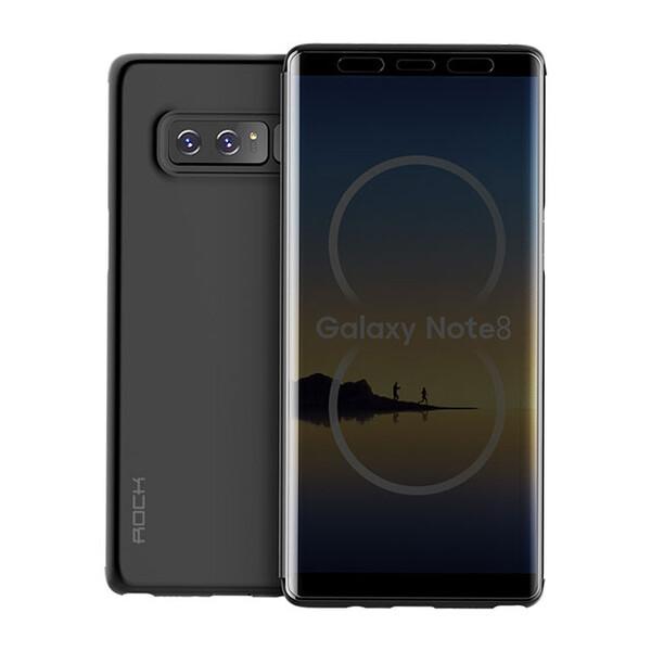 Чехол-книжка ROCK Dr.V Series Black для Samsung Galaxy Note 8