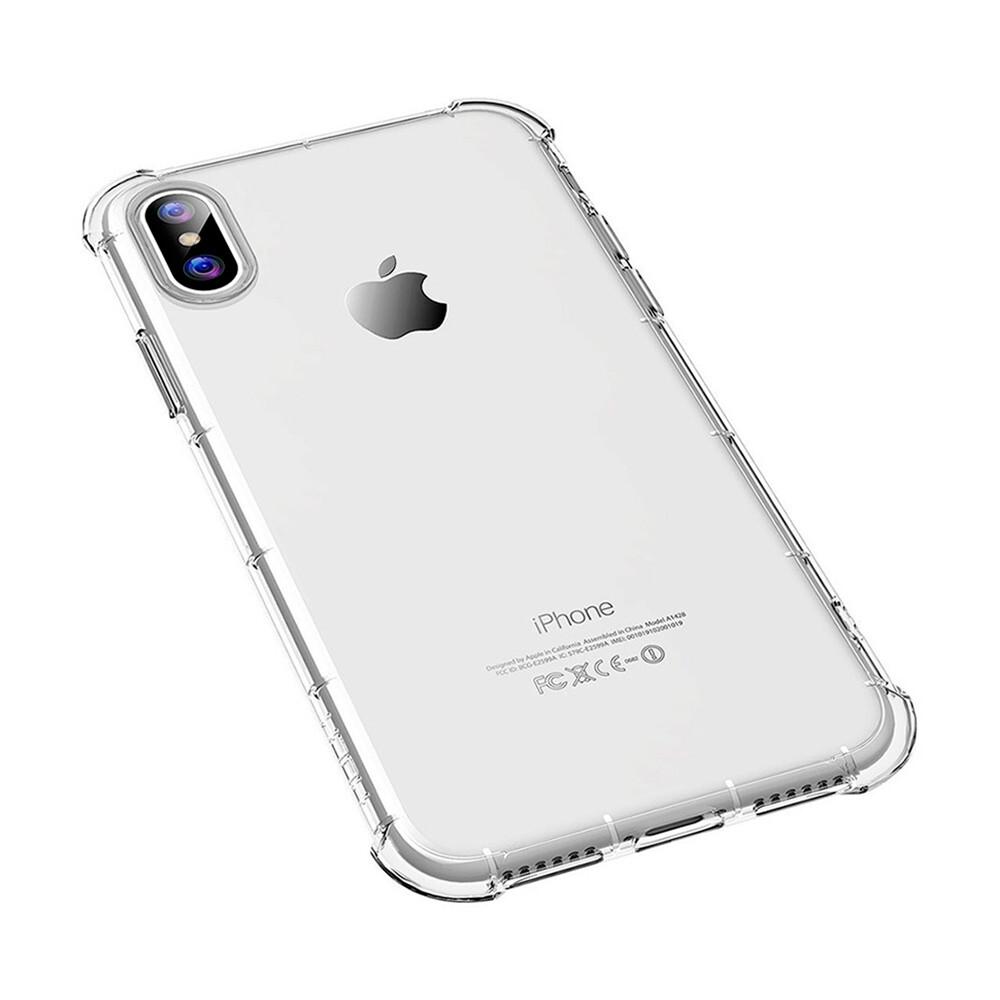 Прозрачный чехол ROCK Fence S Series Transparent для iPhone XS Max