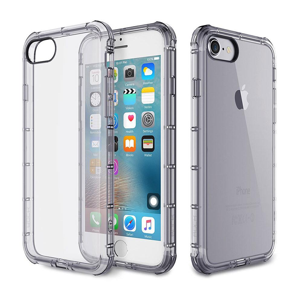 Чехол ROCK Fence Series Transparent/Black для iPhone 7/8