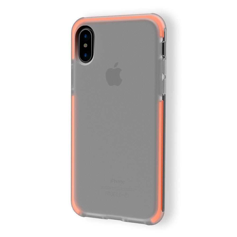Чехол ROCK Guard Series Orange для iPhone X