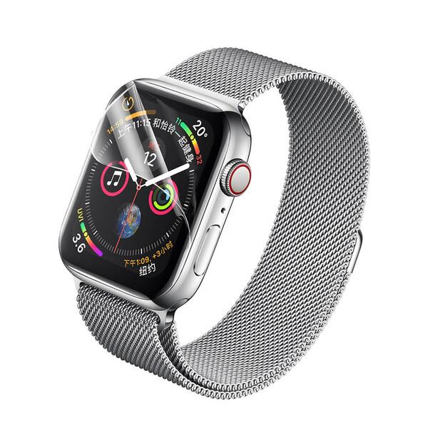 Защитная гидрогелевая пленка Rock Hydrogel Screen Protector для Apple Watch 40mm SE | 6 | 5 | 4 (2 шт)
