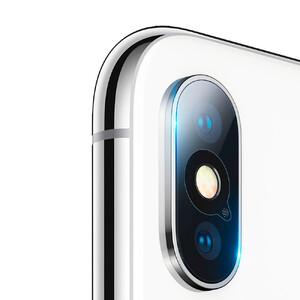Купить Защитное стекло на камеру ROCK Lens Tempered Glass 0.15mm для iPhone X | XS | XS Max