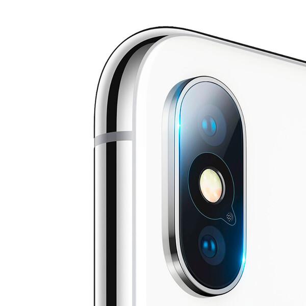 Защитное стекло на камеру ROCK Lens Tempered Glass 0.15mm для iPhone X | XS | XS Max